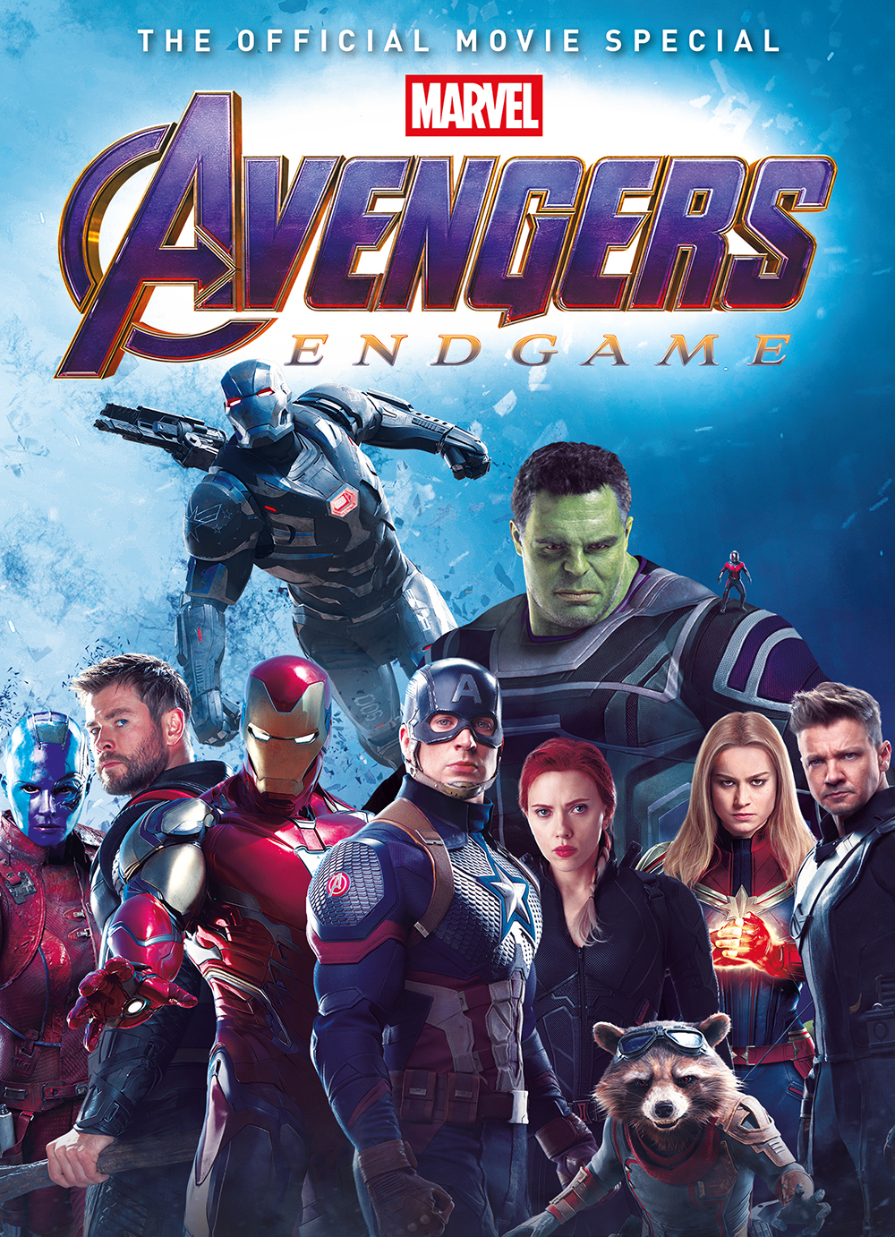 AVENGERS ENDGAME: OFFICIAL MOVIE SPECIAL MAG PX (O/A)