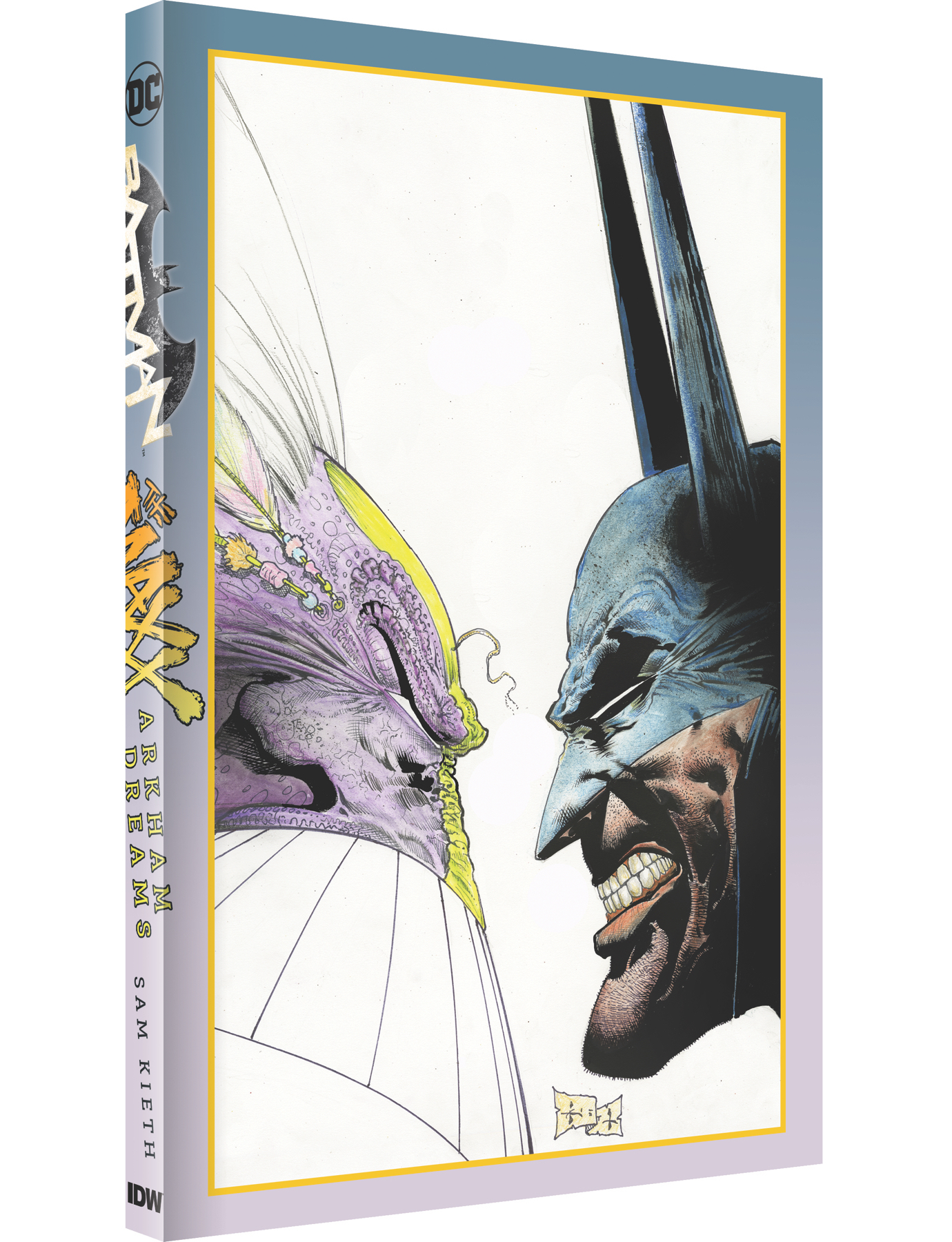 BATMAN THE MAXX ARKHAM DREAMS BOX SET