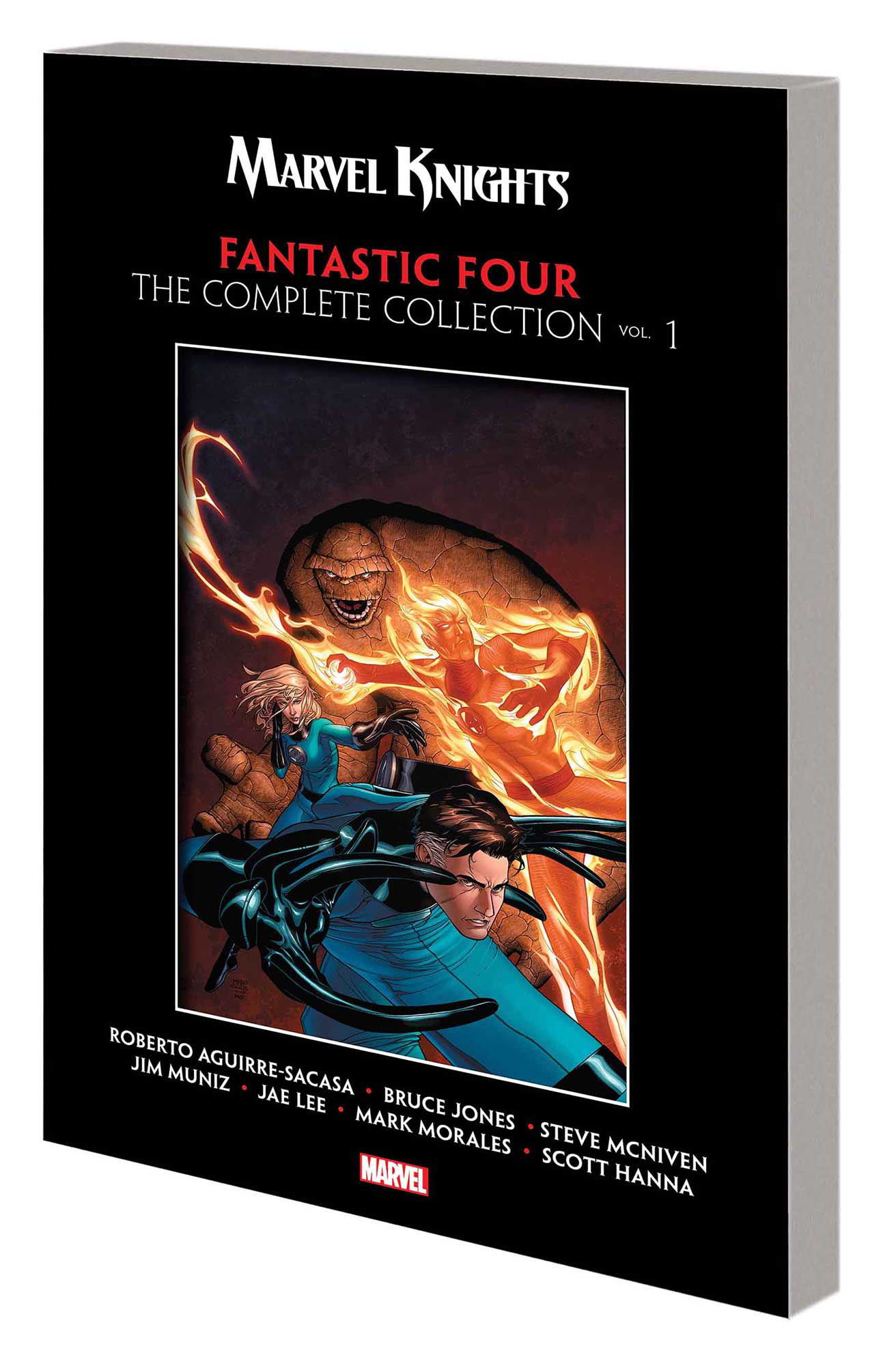 MARVEL KNIGHTS FANTASTIC FOUR TP COMPLETE COLLECTION VOL 01