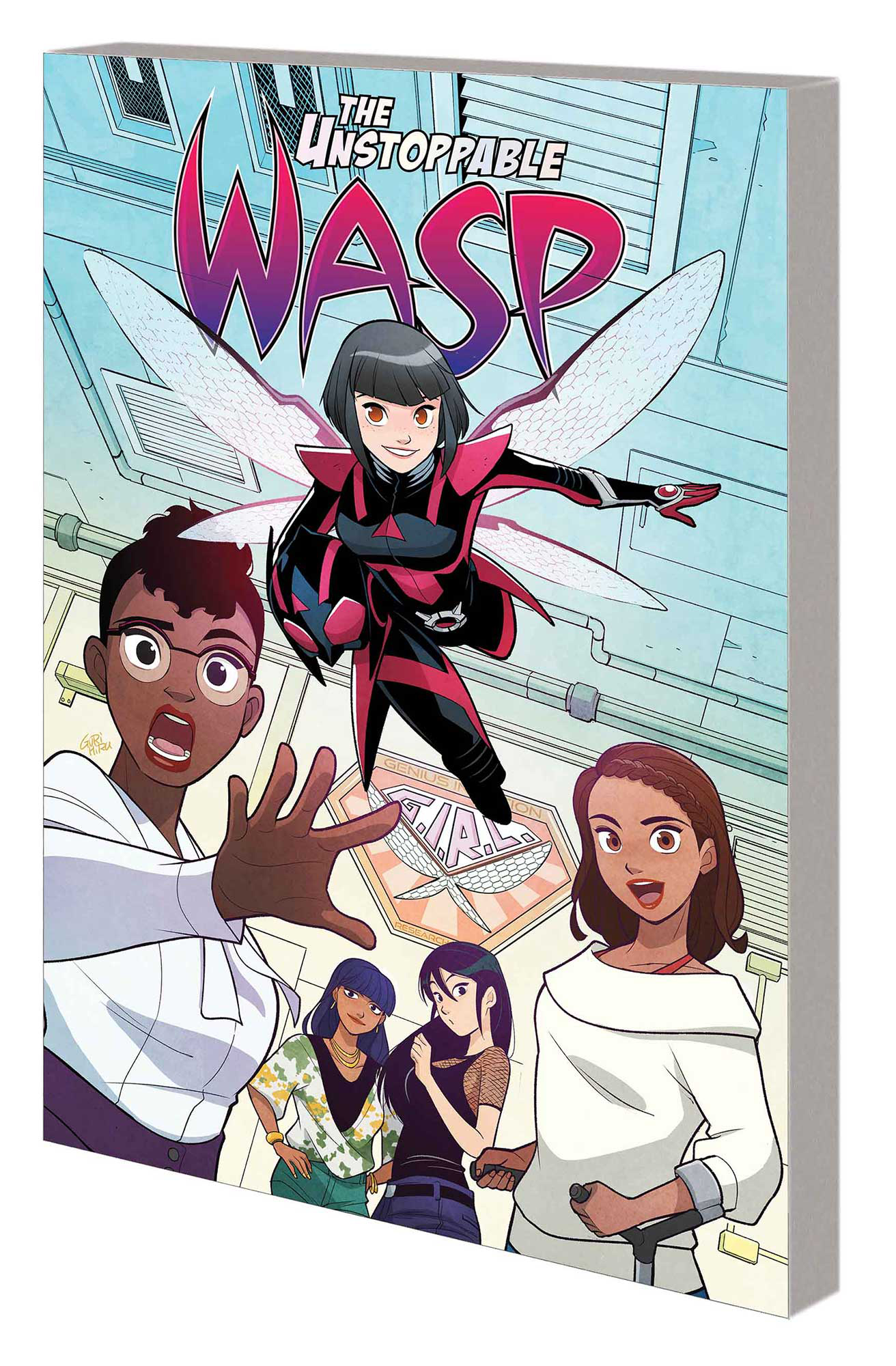 UNSTOPPABLE WASP UNLIMITED TP VOL 01 FIX EVERYTHING