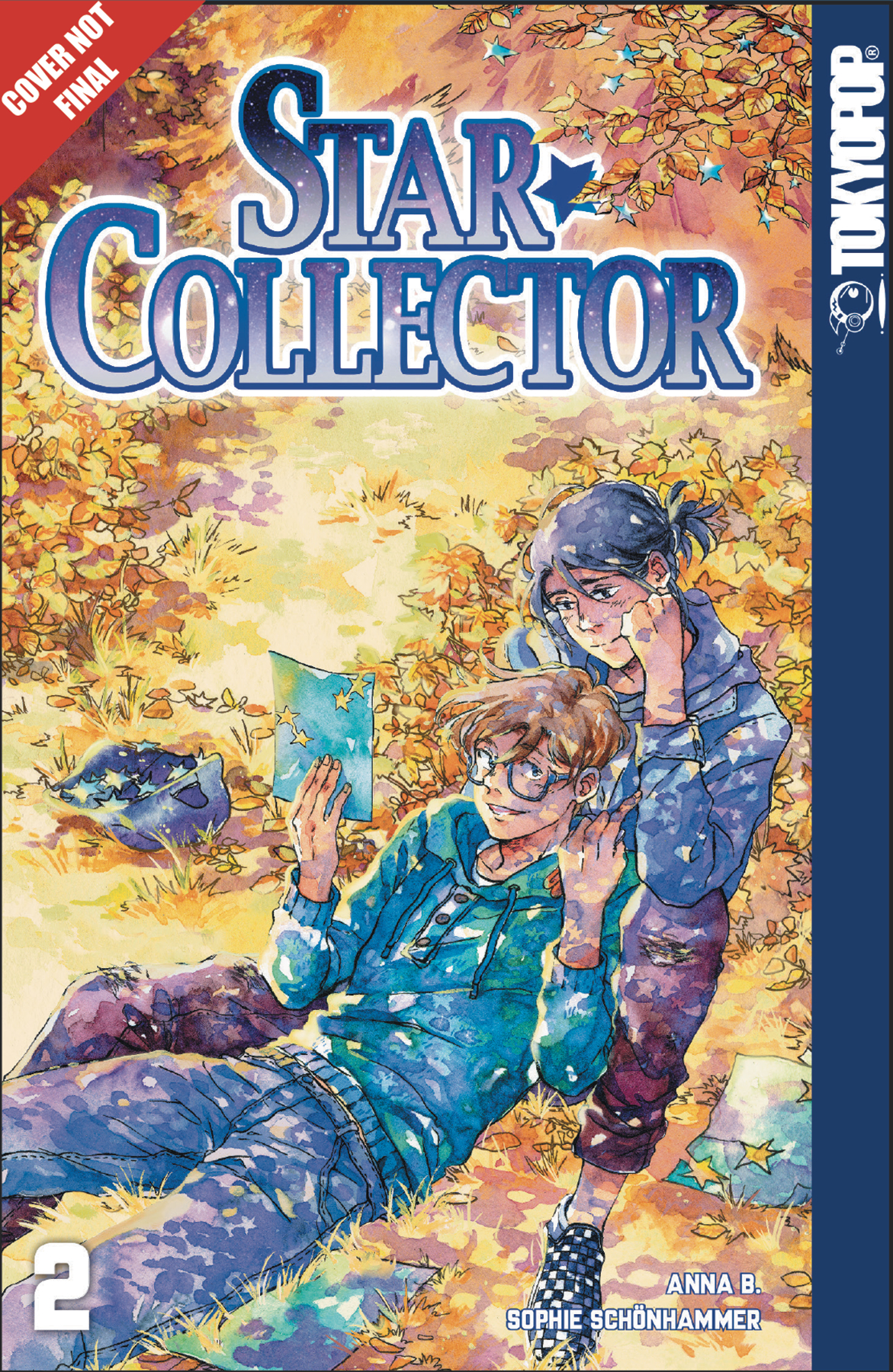 STAR COLLECTOR MANGA GN VOL 02 (JAN192260) (MR)