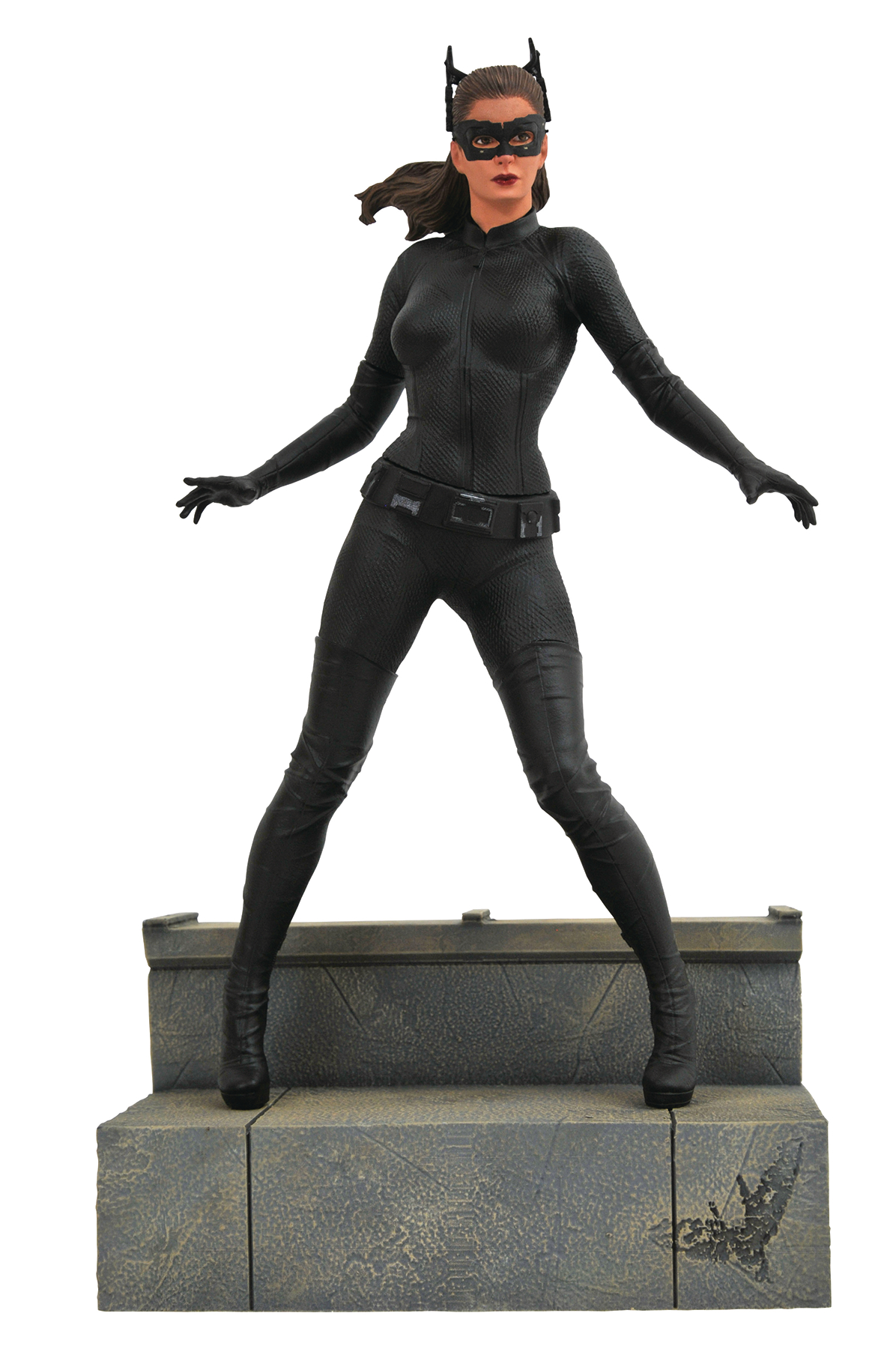 DC GALLERY DARK KNIGHT RISES MOVIE CATWOMAN PVC FIGURE