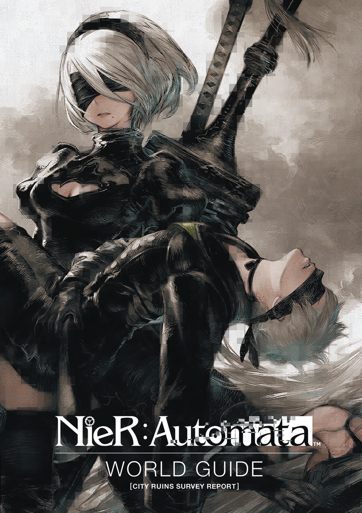 NIER HC AUTOMATA WORLD GUIDE