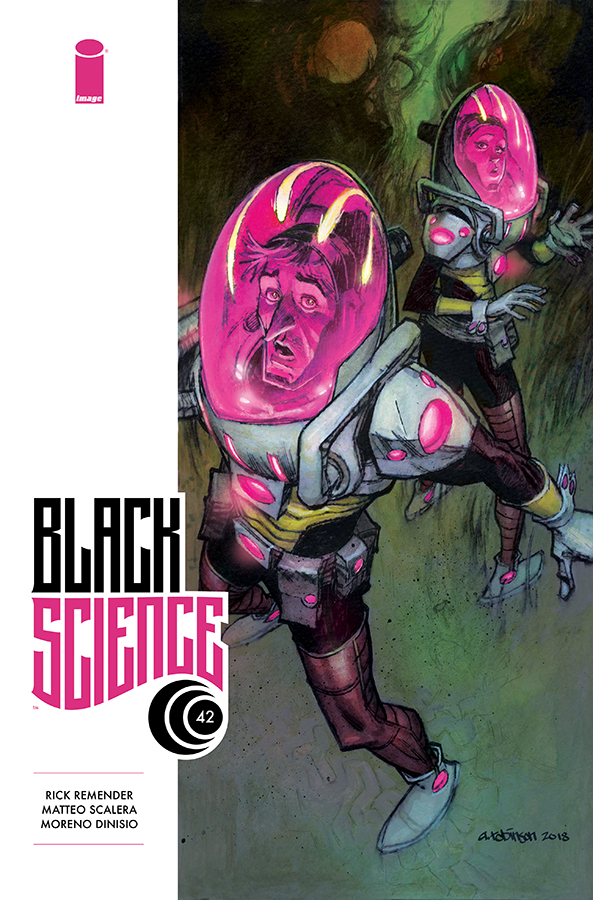BLACK SCIENCE #42 CVR B ROBINSON (MR)
