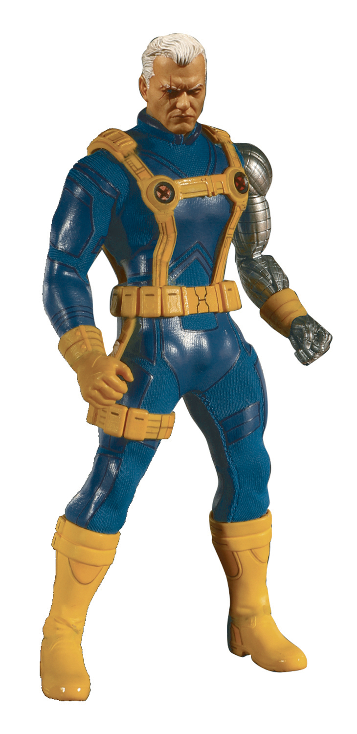 ONE-12 COLLECTIVE MARVEL PX CABLE X-MEN EDITION AF (Net)