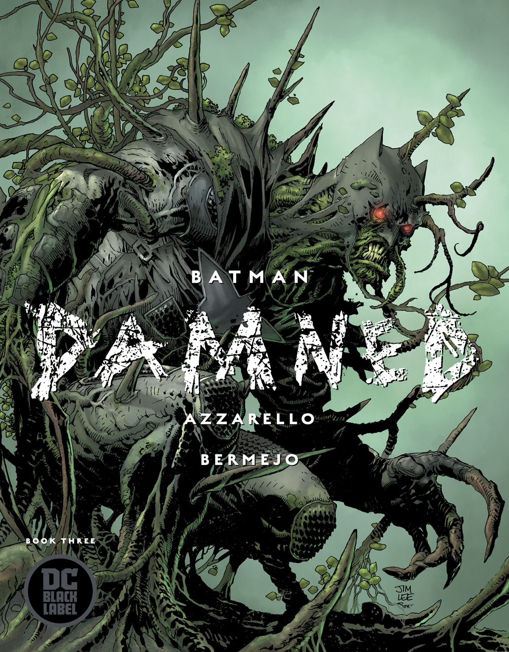 BATMAN DAMNED #3 (OF 3) VAR ED (RES) (MR)