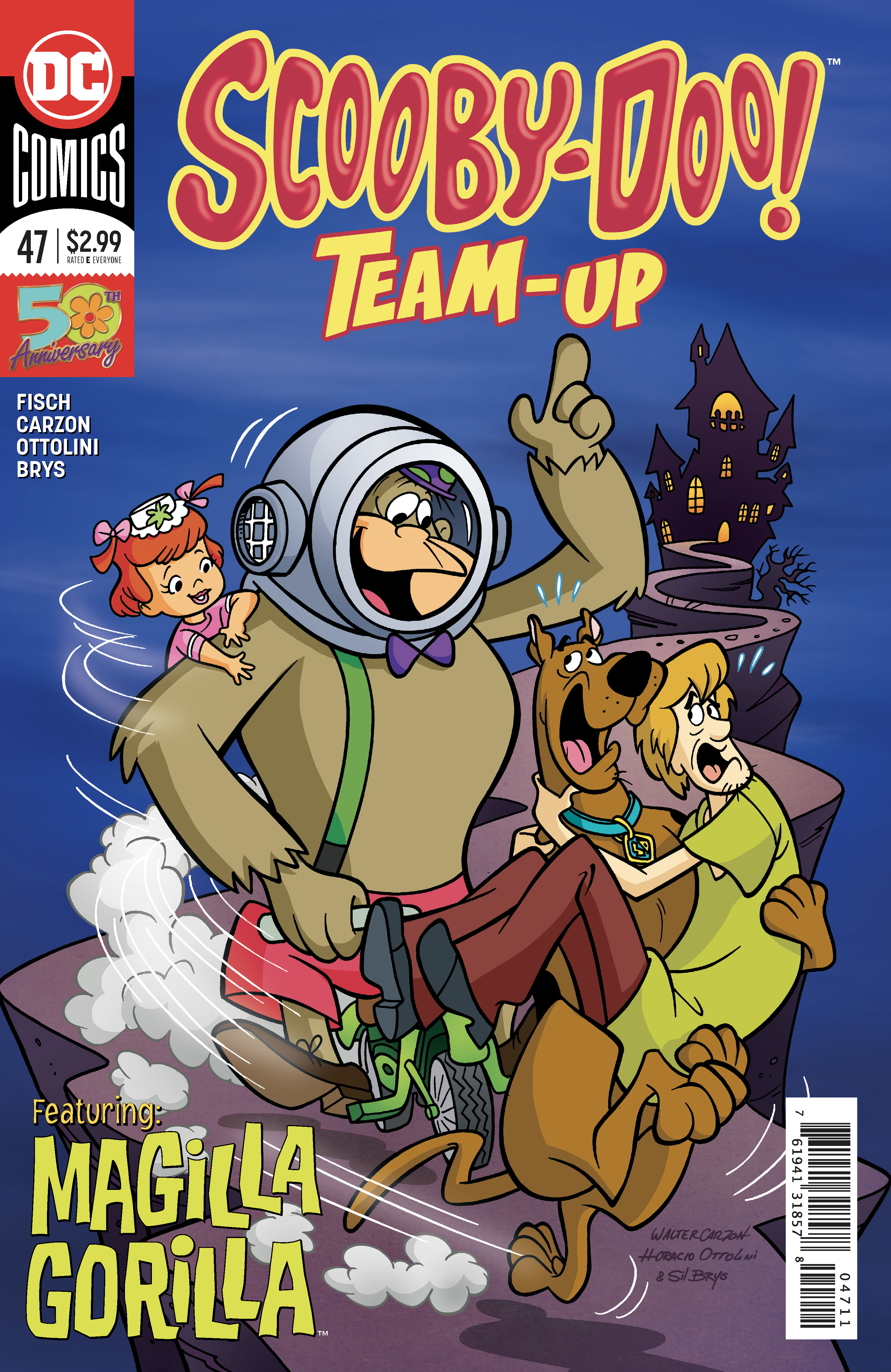SCOOBY DOO TEAM UP #47