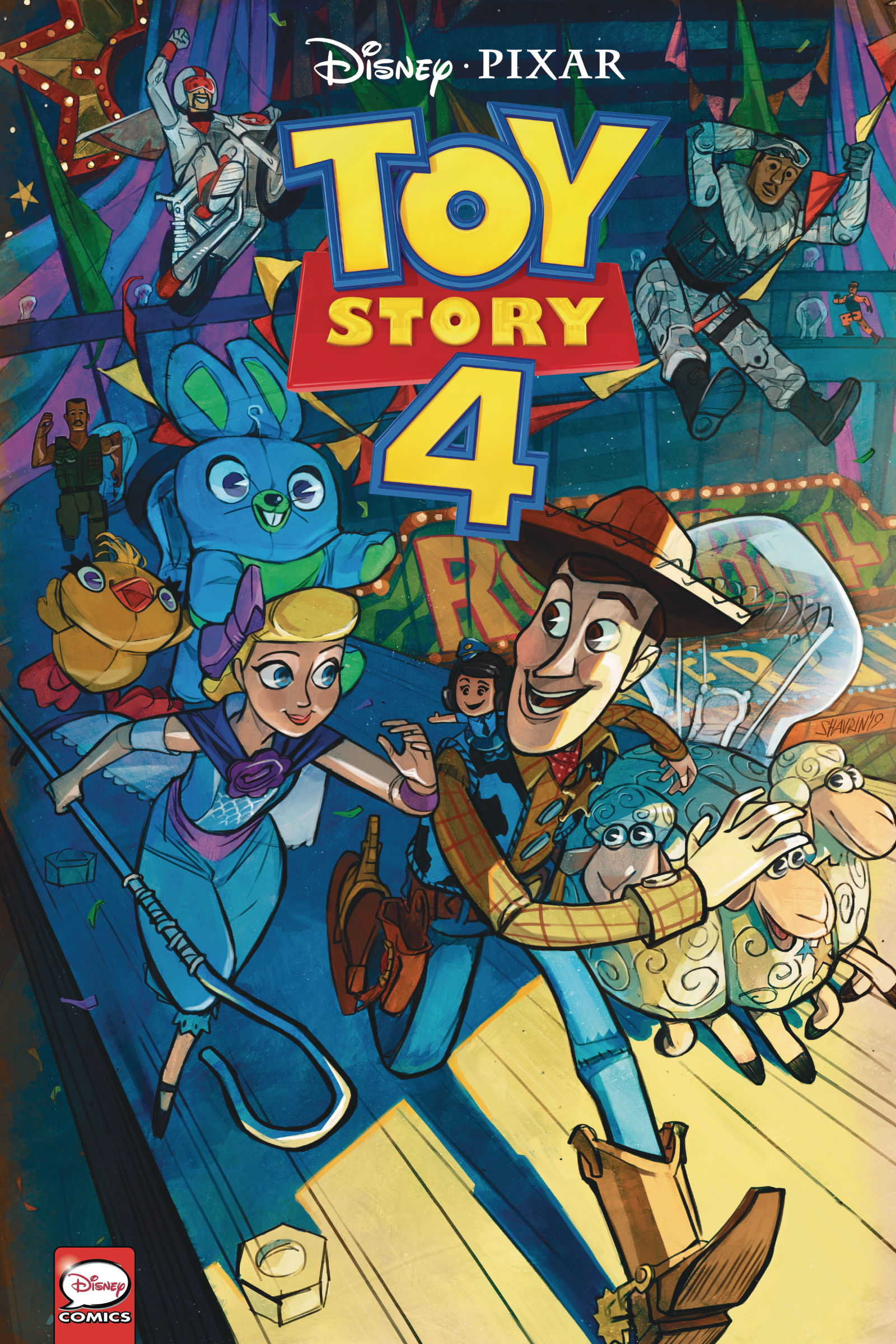 DISNEY PIXAR TOY STORY 4 TP (JAN190481)