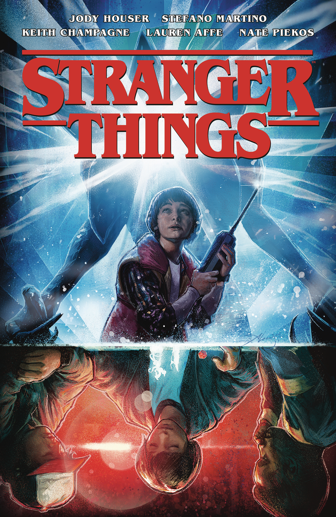 STRANGER THINGS TP VOL 01 OTHER SIDE (JAN190427)