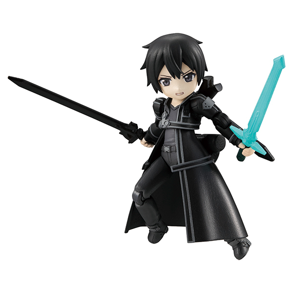DESKTOP ARMY SWORD ART ONLINE COLLAB COL 01 3PC DISPLAY