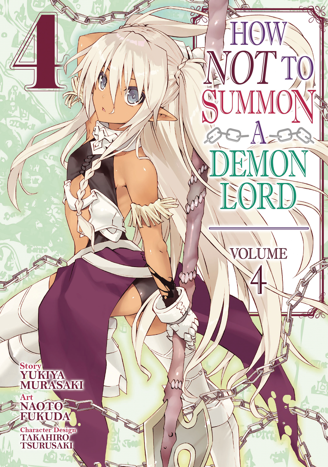 HOW NOT TO SUMMON DEMON LORD GN VOL 04 (MR)