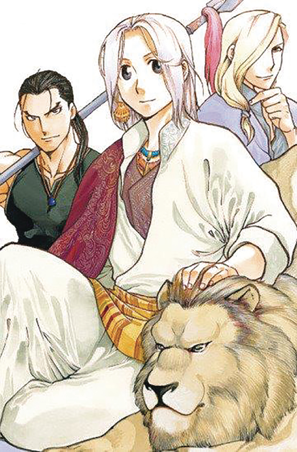 HEROIC LEGEND OF ARSLAN GN VOL 10