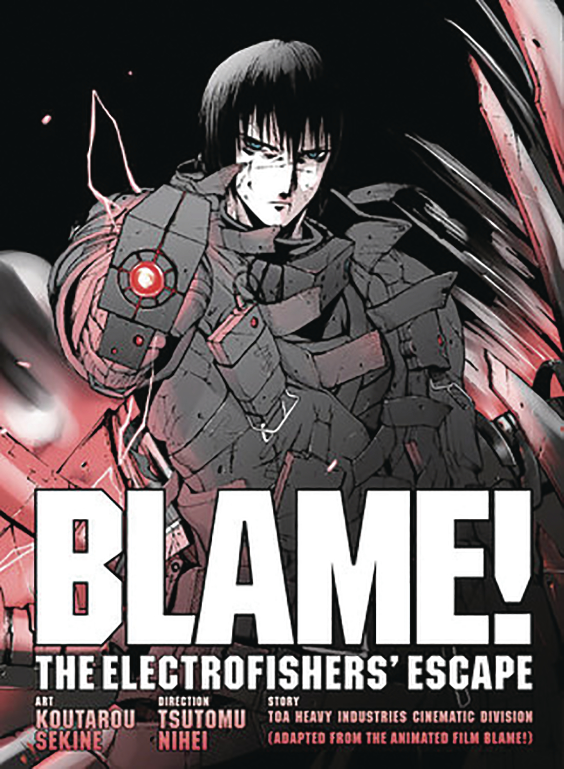BLAME MOVIE ED GN