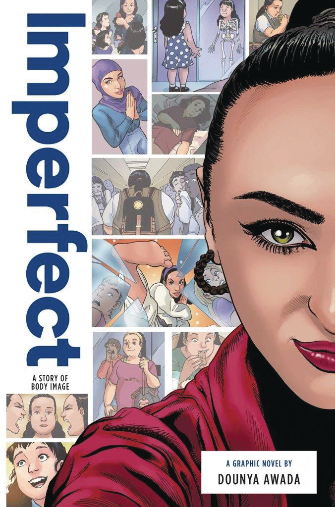IMPERFECT STORY OF BODY IMAGE GN
