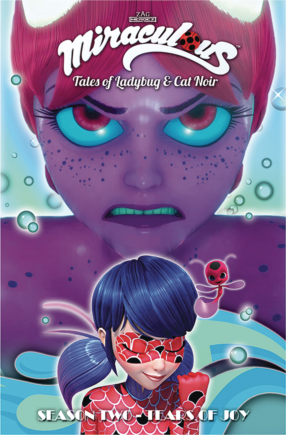 MIRACULOUS TALES LADYBUG CAT NOIR TP S2 VOL 08 TEAR OF JOY