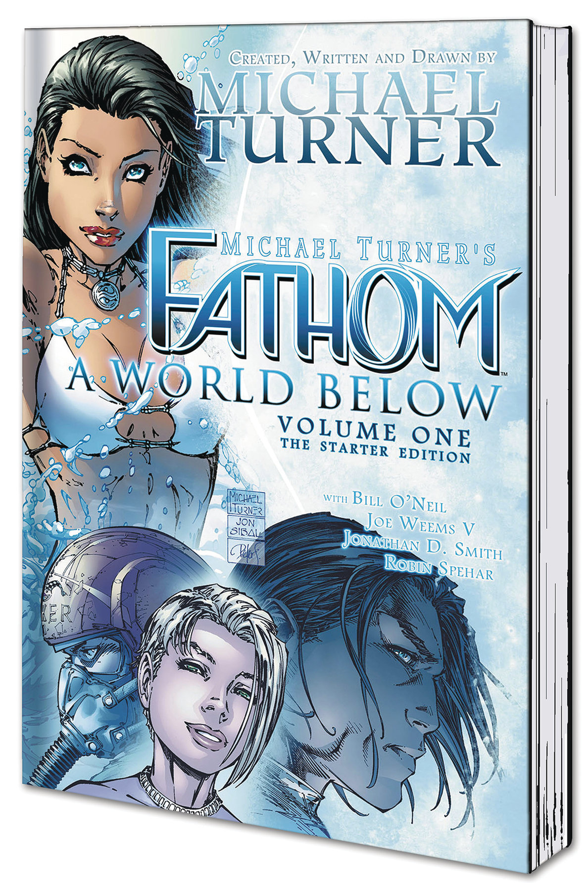 FATHOM TP VOL 01 WORLD BELOW STARTER EDITION (MAR191504)