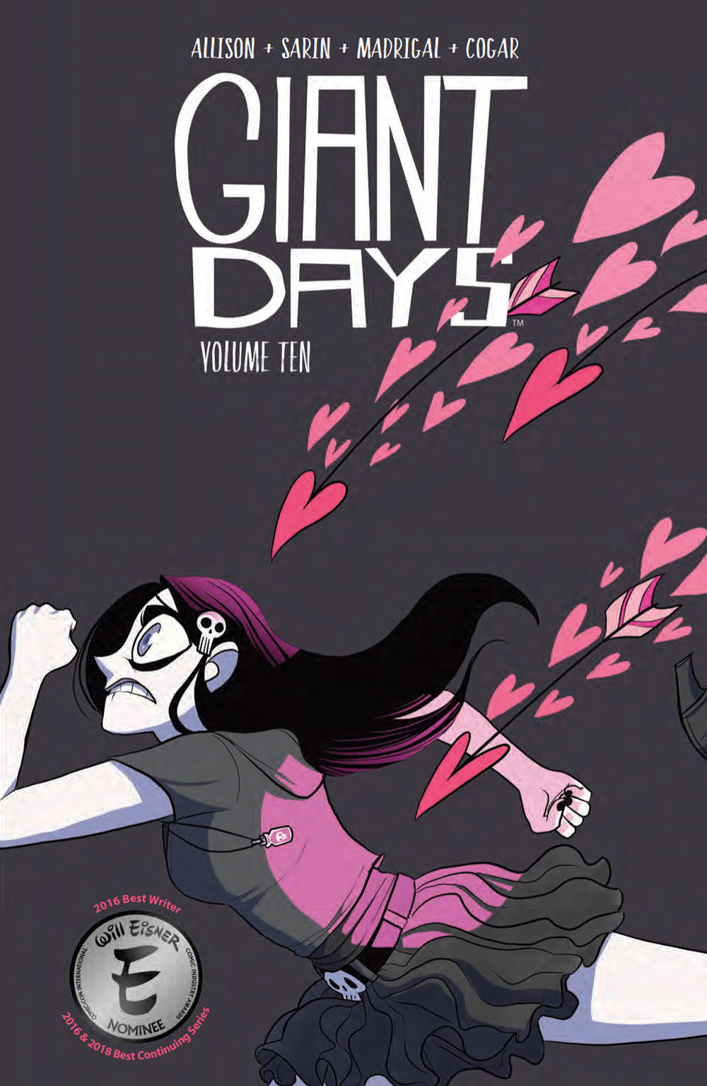 GIANT DAYS TP VOL 10