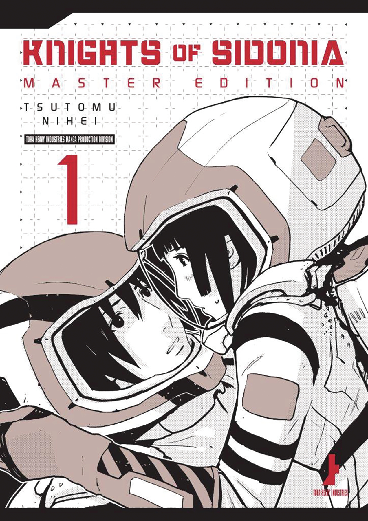KNIGHTS OF SIDONIA MASTER ED GN VOL 01