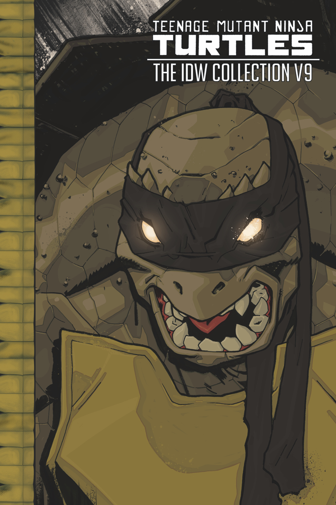 TMNT ONGOING (IDW) COLL HC VOL 09