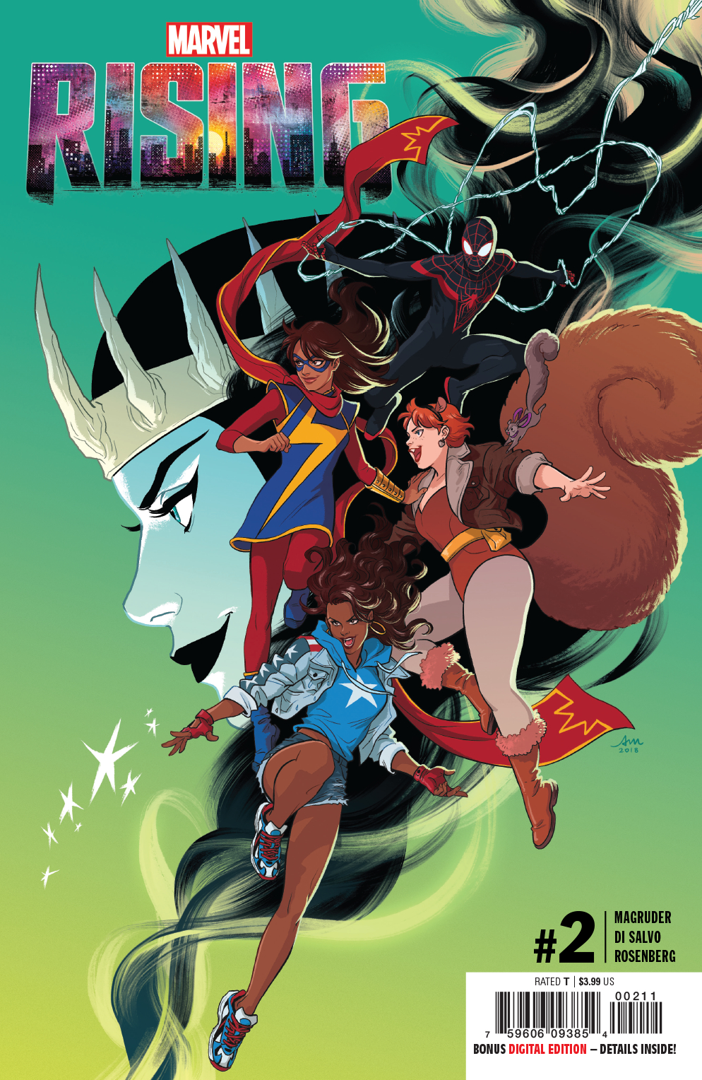 MARVEL RISING #2 (OF 5)