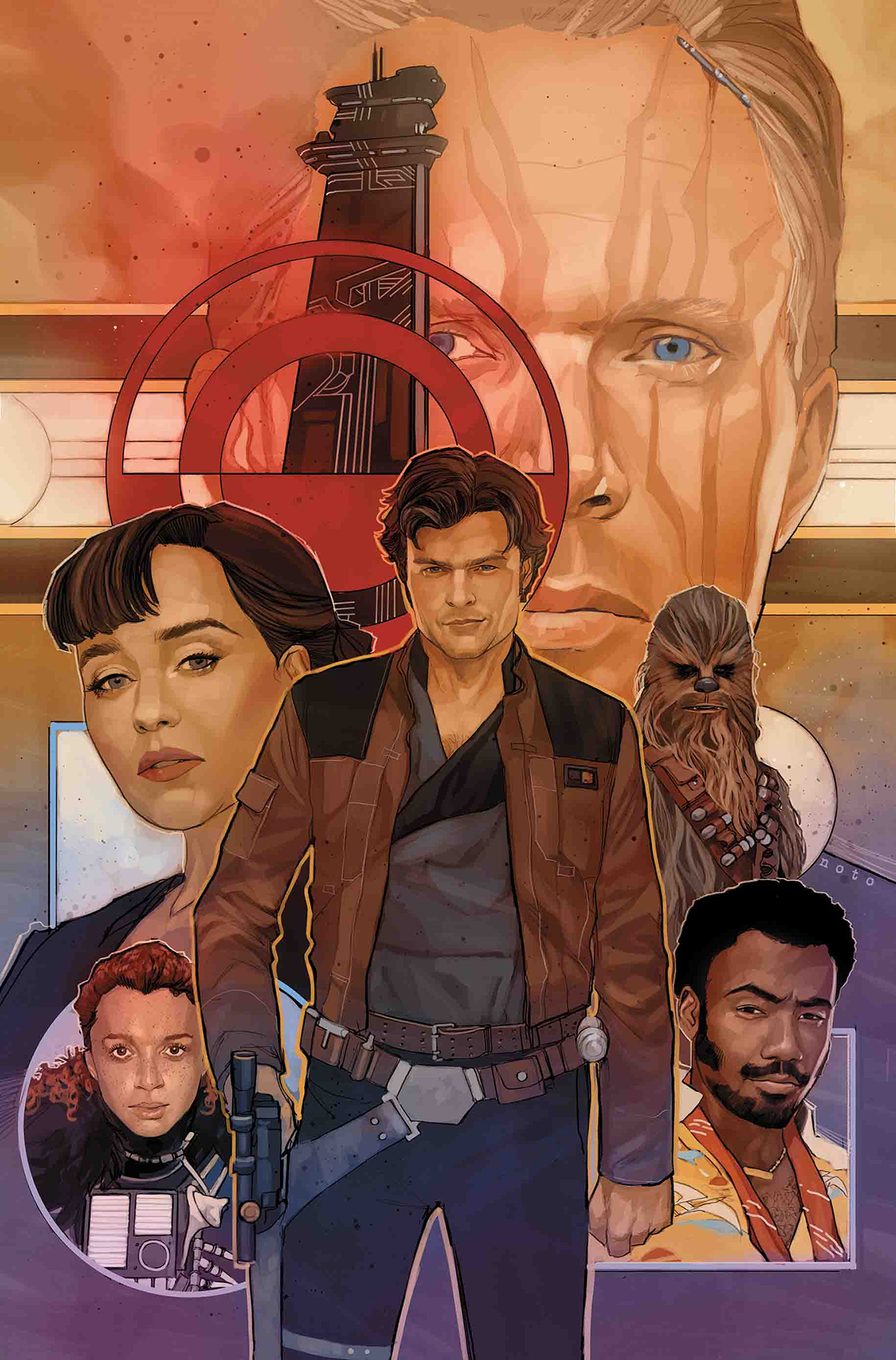 STAR WARS SOLO ADAPTATION #7 (OF 7)
