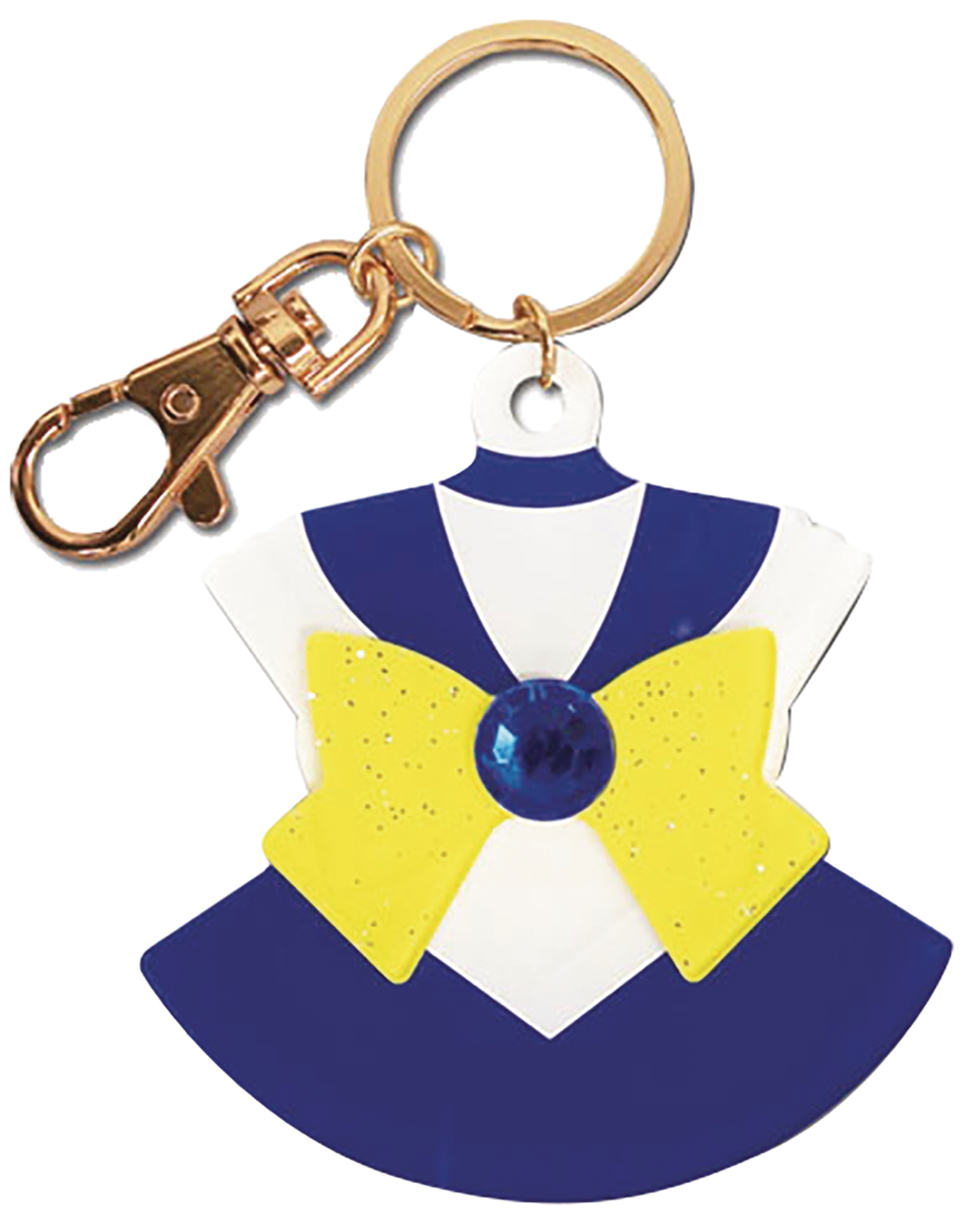 SAILOR MOON SAILOR URANUS COSTUME KEYCHAIN