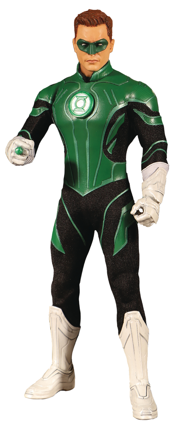 ONE-12 COLLECTIVE DC PX GREEN LANTERN HAL JORDAN AF  (C