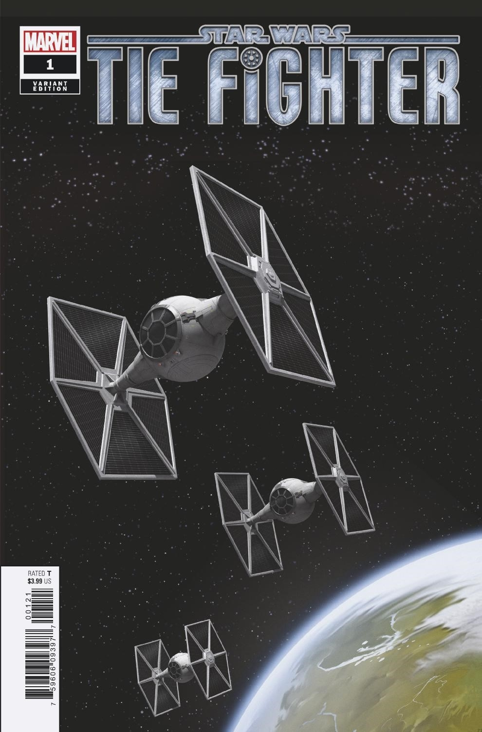 STAR WARS TIE FIGHTER #1 (OF 5) MOVIE VAR