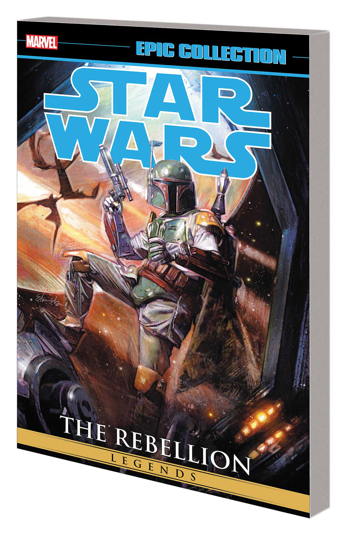 STAR WARS LEGENDS EPIC COLLECTION REBELLION TP VOL 03