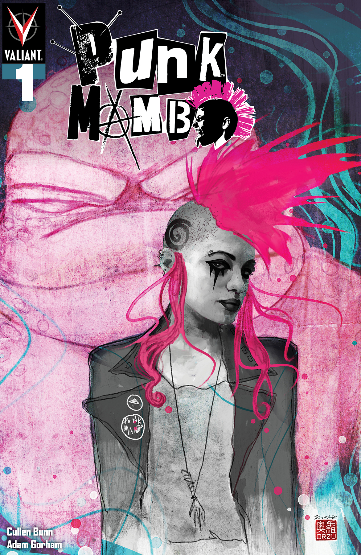 PUNK MAMBO #1 (OF 5) CVR B ORZU