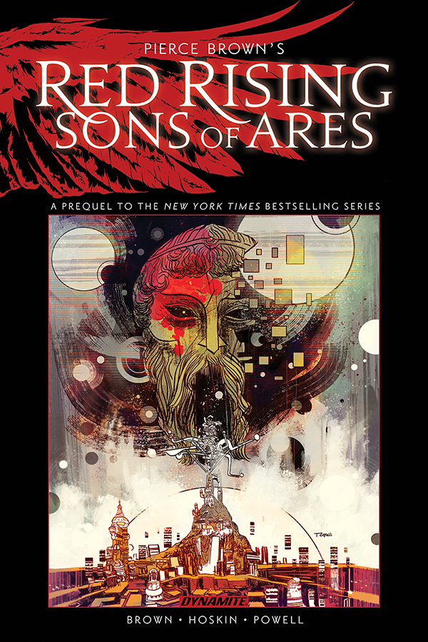 PIERCE BROWN RED RISING SON OF ARES TP (JUN191219)