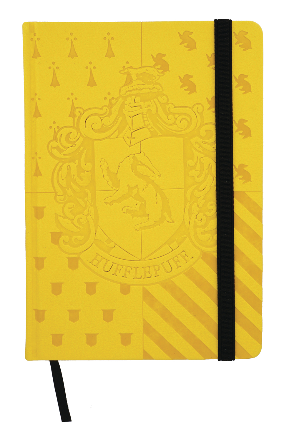 HARRY POTTER HUFFLEPUFF CREST JOURNAL
