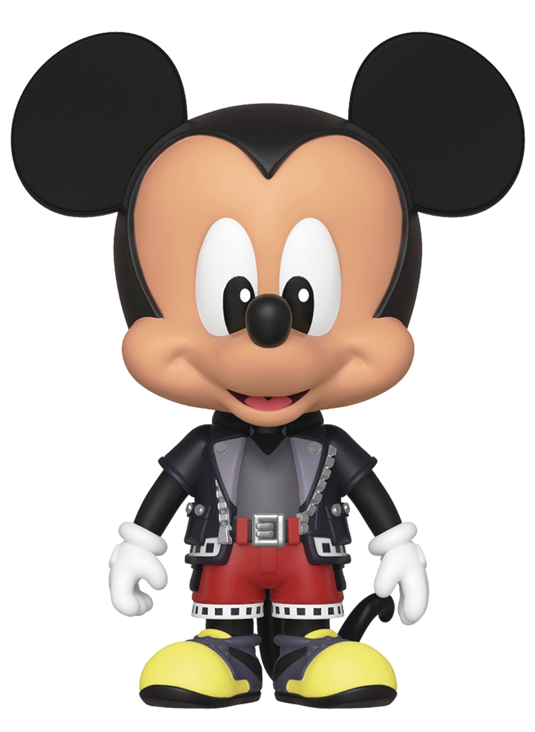 KINGDOM HEARTS 3 5 STAR MICKEY VINYL FIG