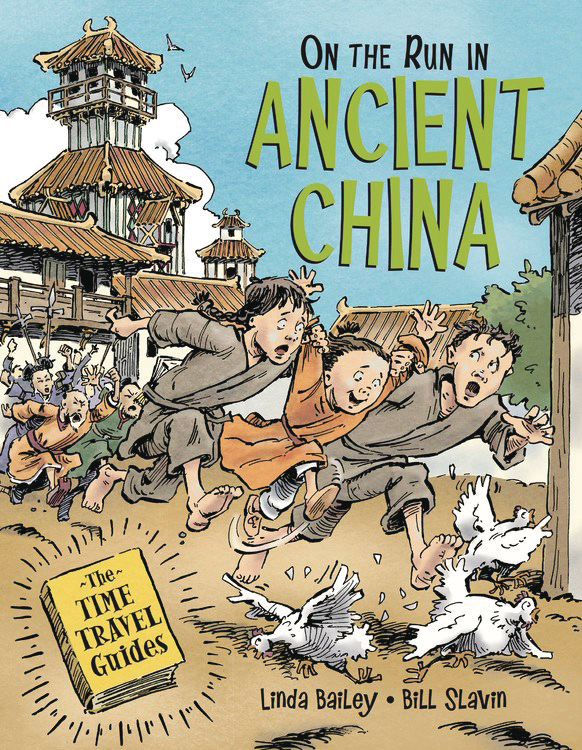 ON THE RUN IN ANCIENT CHINA GN