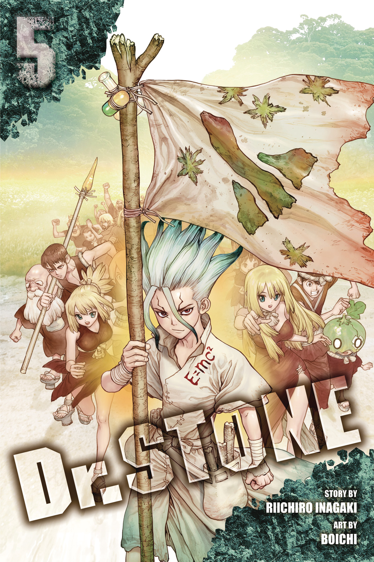 DR STONE GN VOL 05