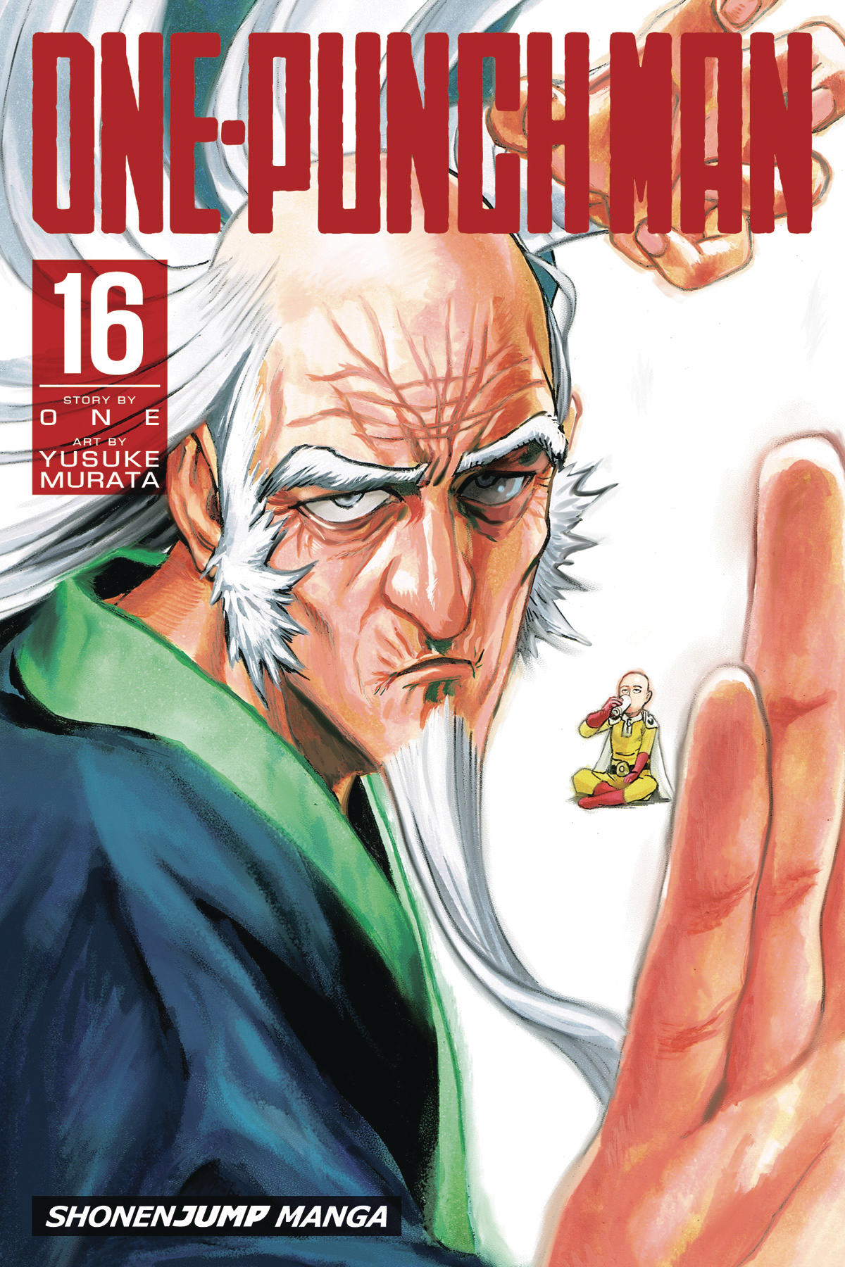 ONE PUNCH MAN GN VOL 16
