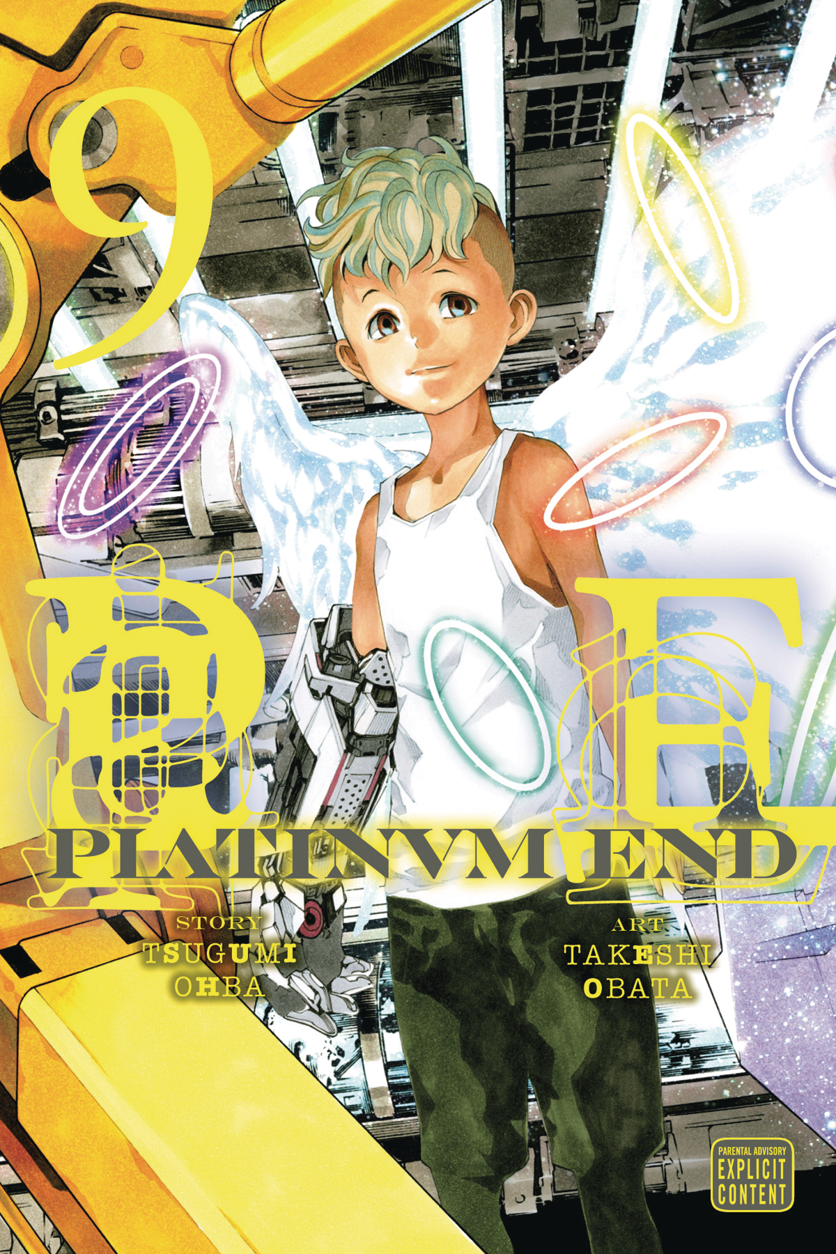 PLATINUM END GN VOL 09 (MR)