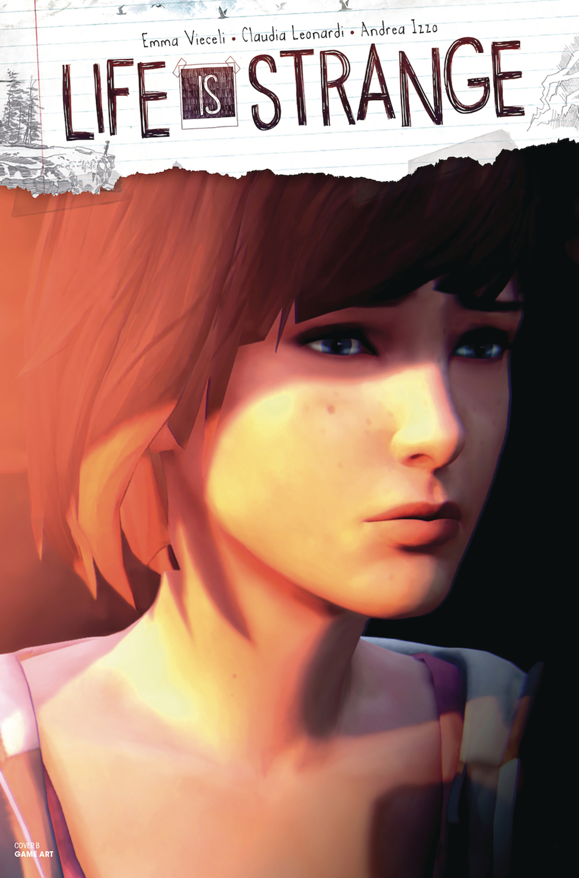 LIFE IS STRANGE #5 CVR B GAME ART (MR)