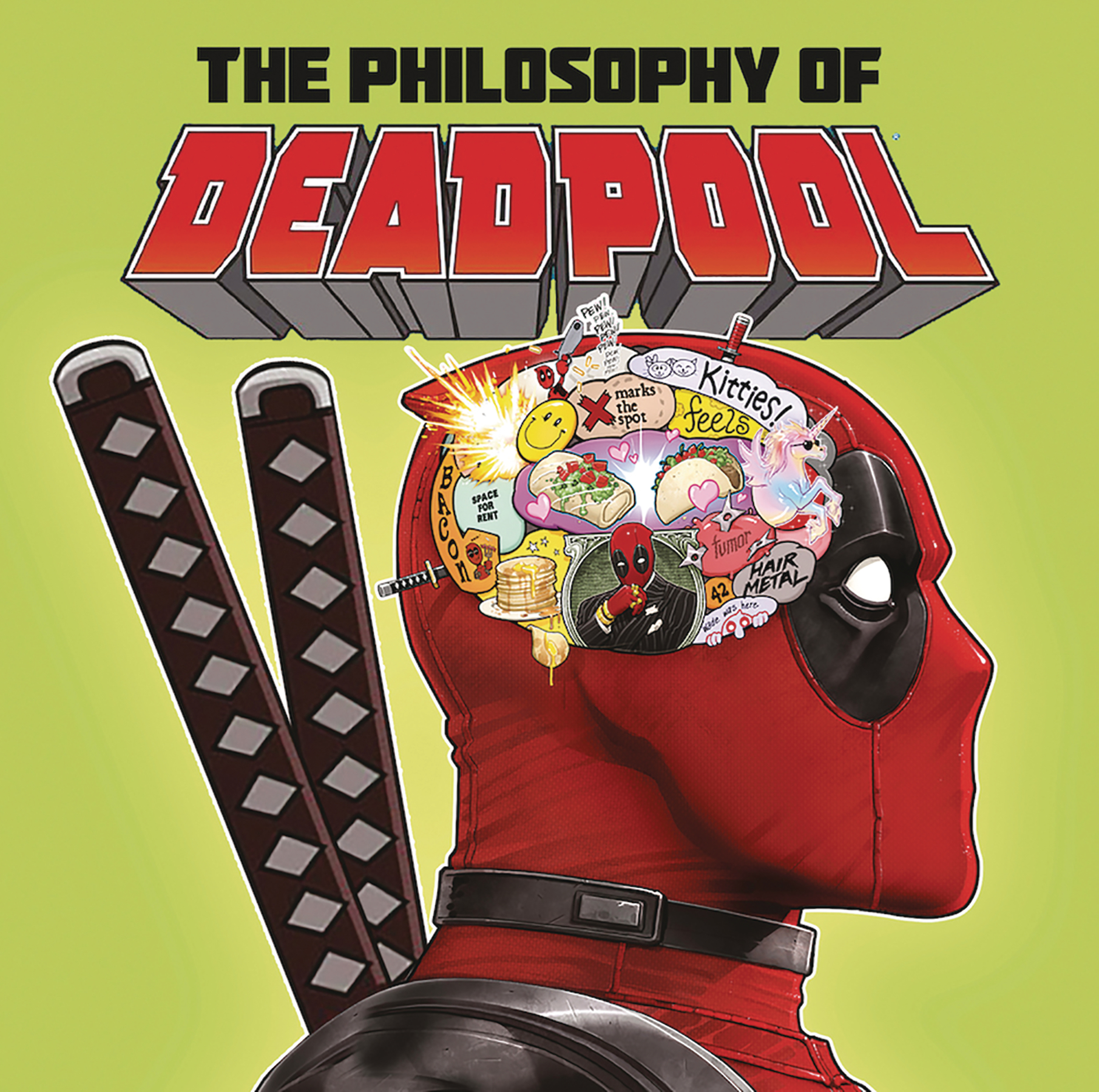 PHILOSOPHY OF DEADPOOL HC (MR)