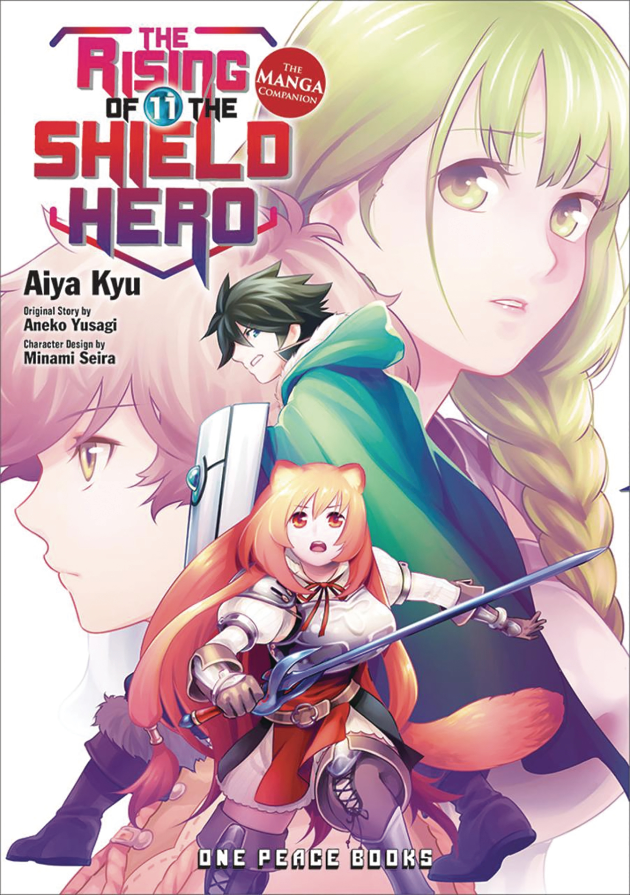 RISING OF THE SHIELD HERO GN VOL 11 MANGA