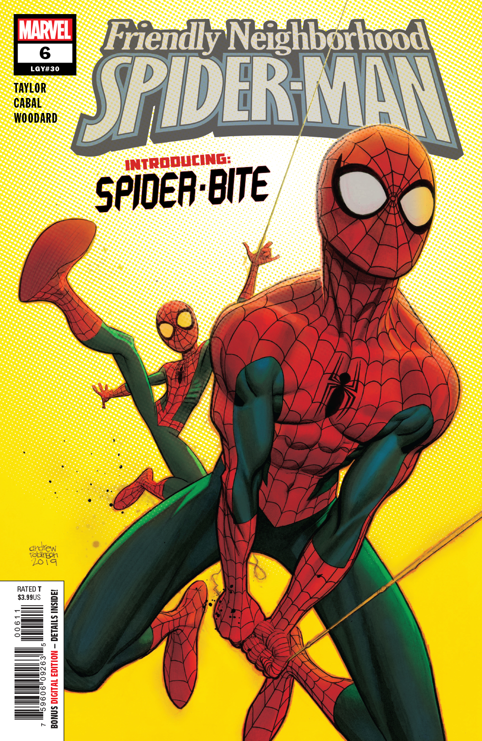 FRIENDLY NEIGHBORHOOD SPIDER-MAN #6