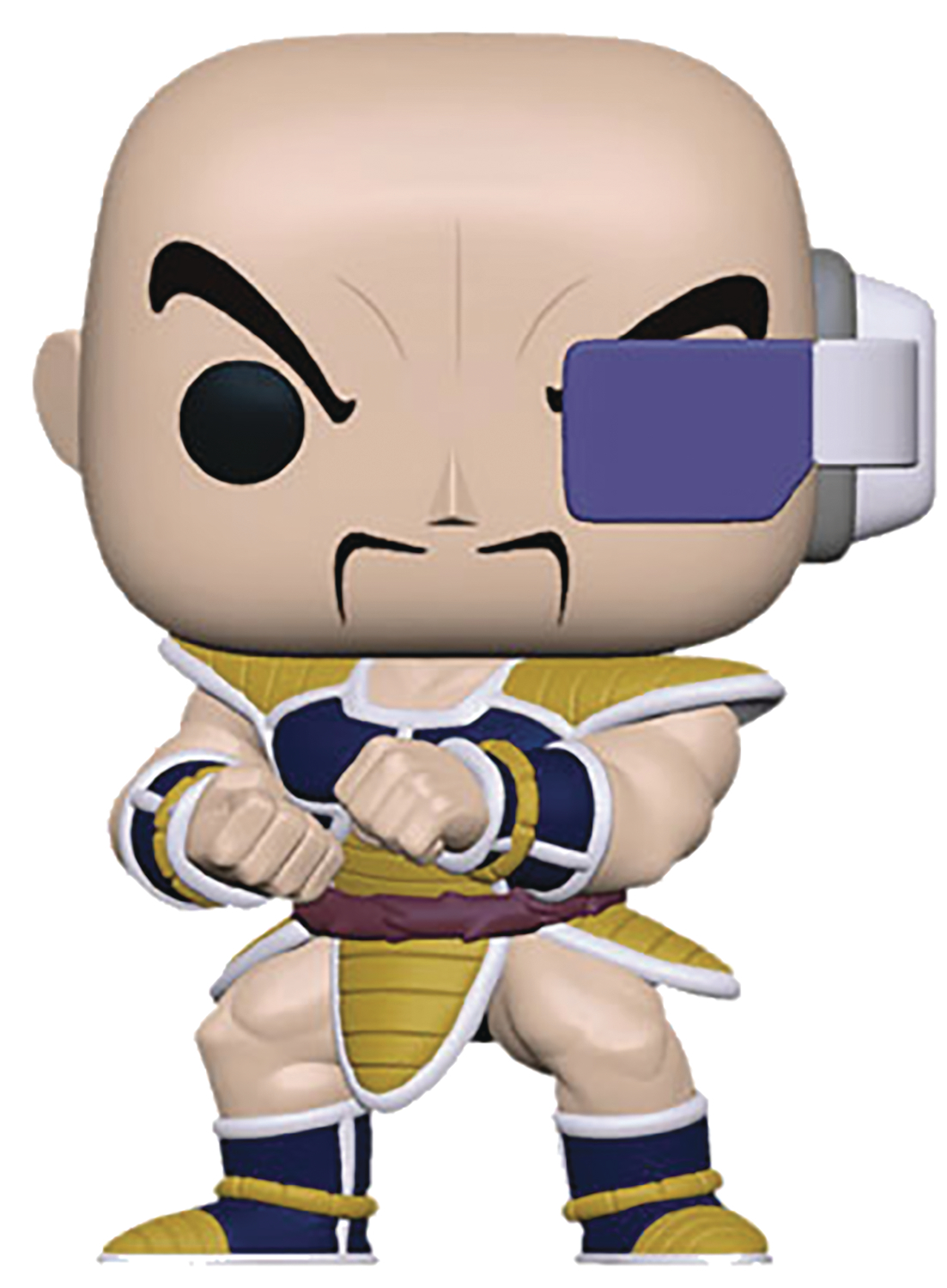 POP DRAGON BALL Z NAPPA VINYL FIG