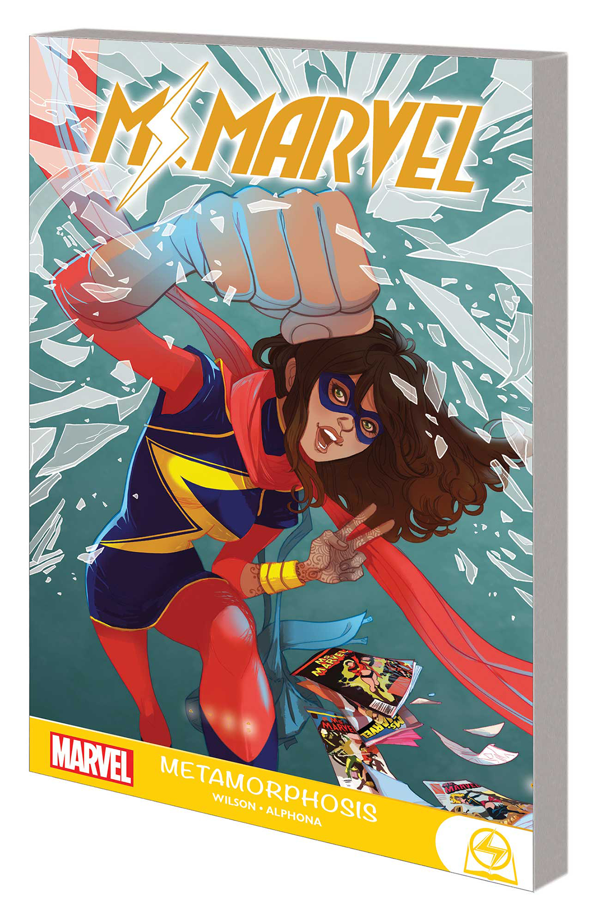 MS MARVEL GN TP METAMORPHOSIS [2014 #12-19+]