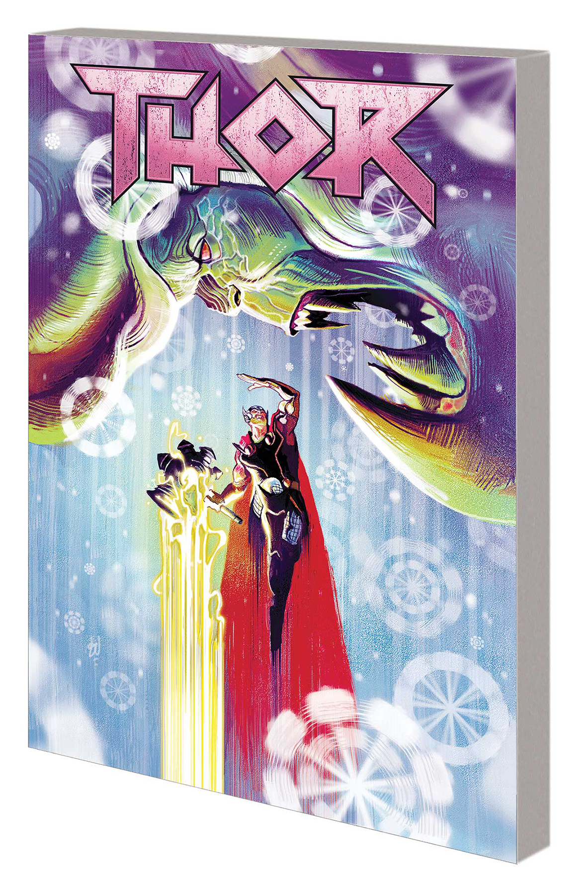 THOR TP VOL 02 ROAD TO WAR OF REALMS