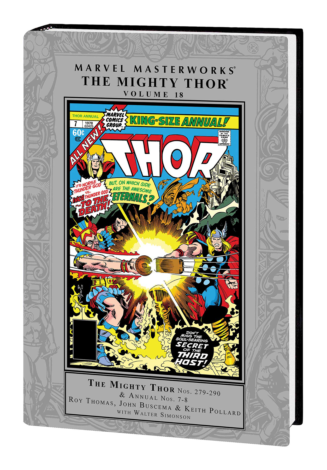 MMW MIGHTY THOR HC VOL 18