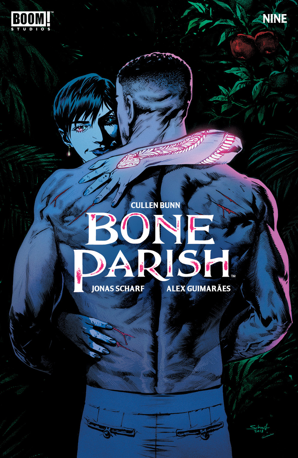 BONE PARISH #9 (OF 12)