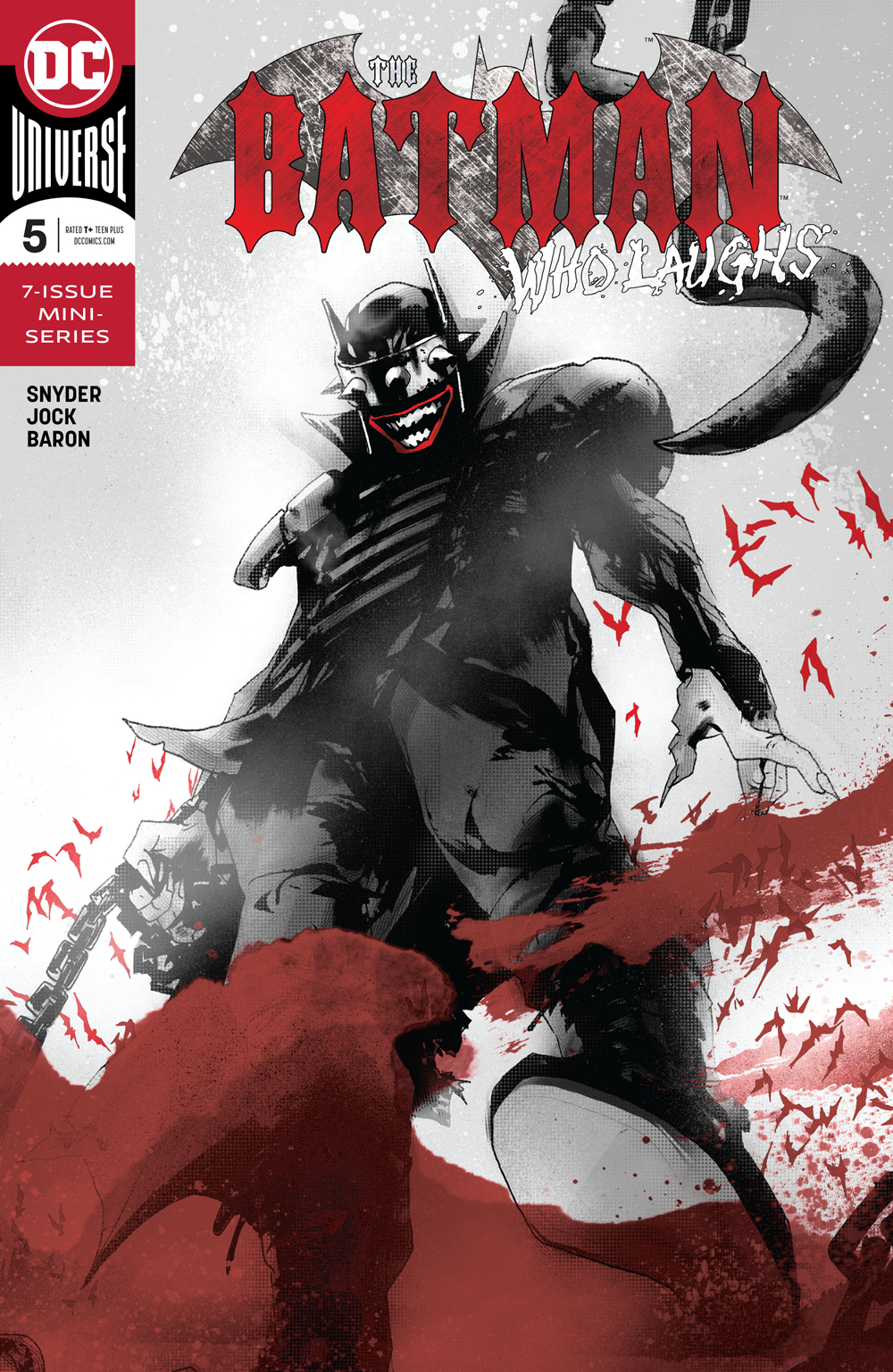 BATMAN WHO LAUGHS #5 (OF 6)