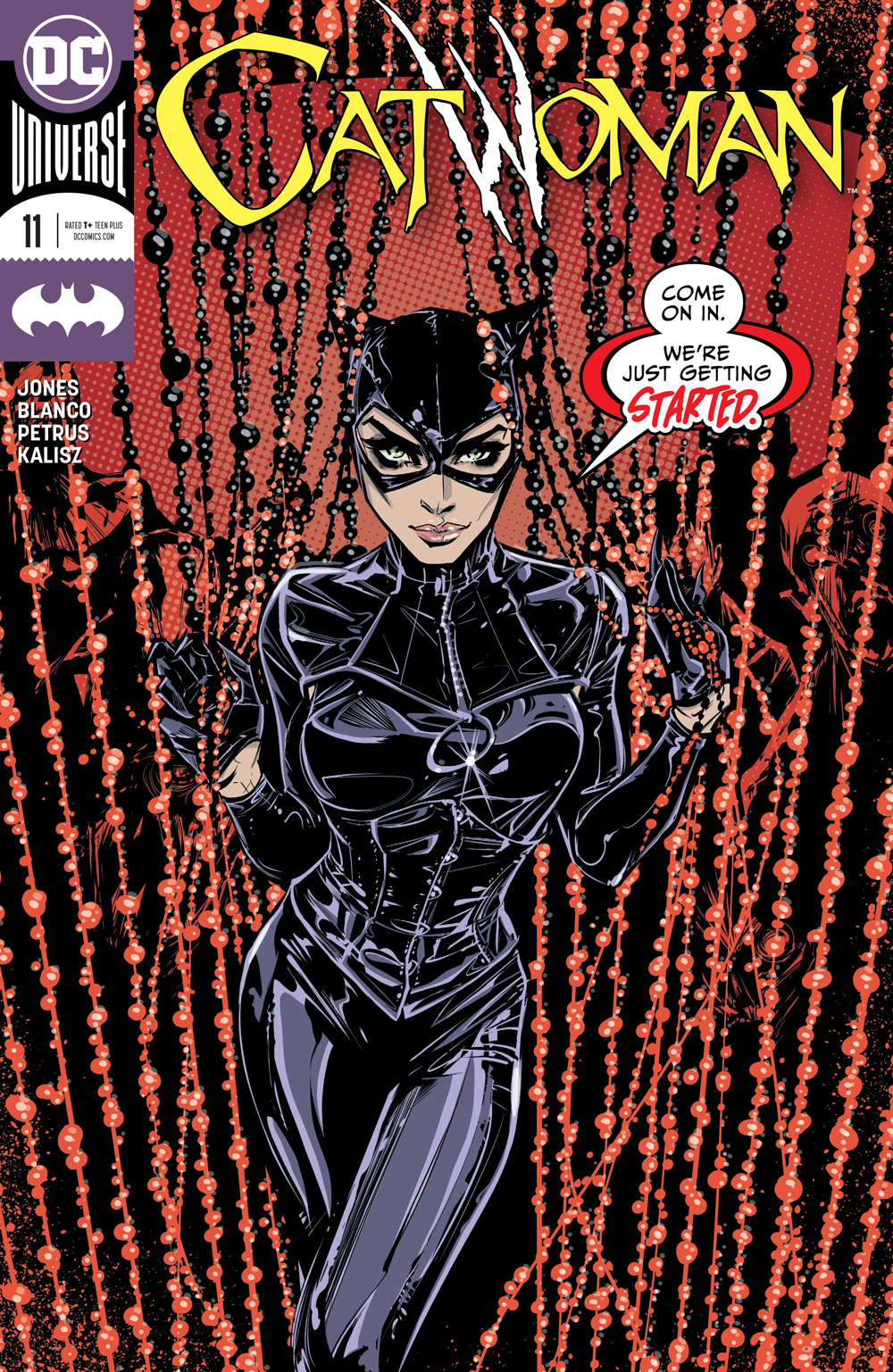 MAR190498 - CATWOMAN #11 - Previews World