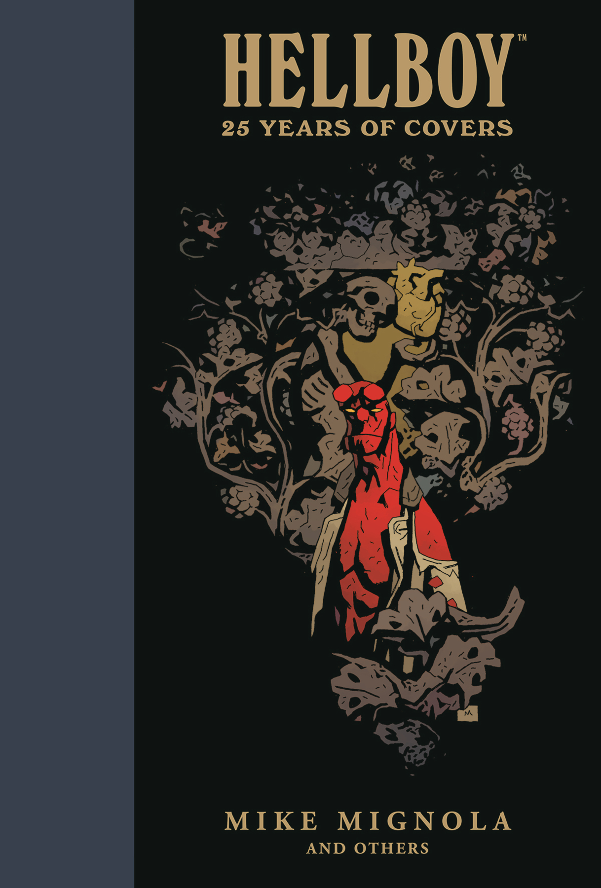 HELLBOY HC 25 YEARS OF COVERS (MAR190280)