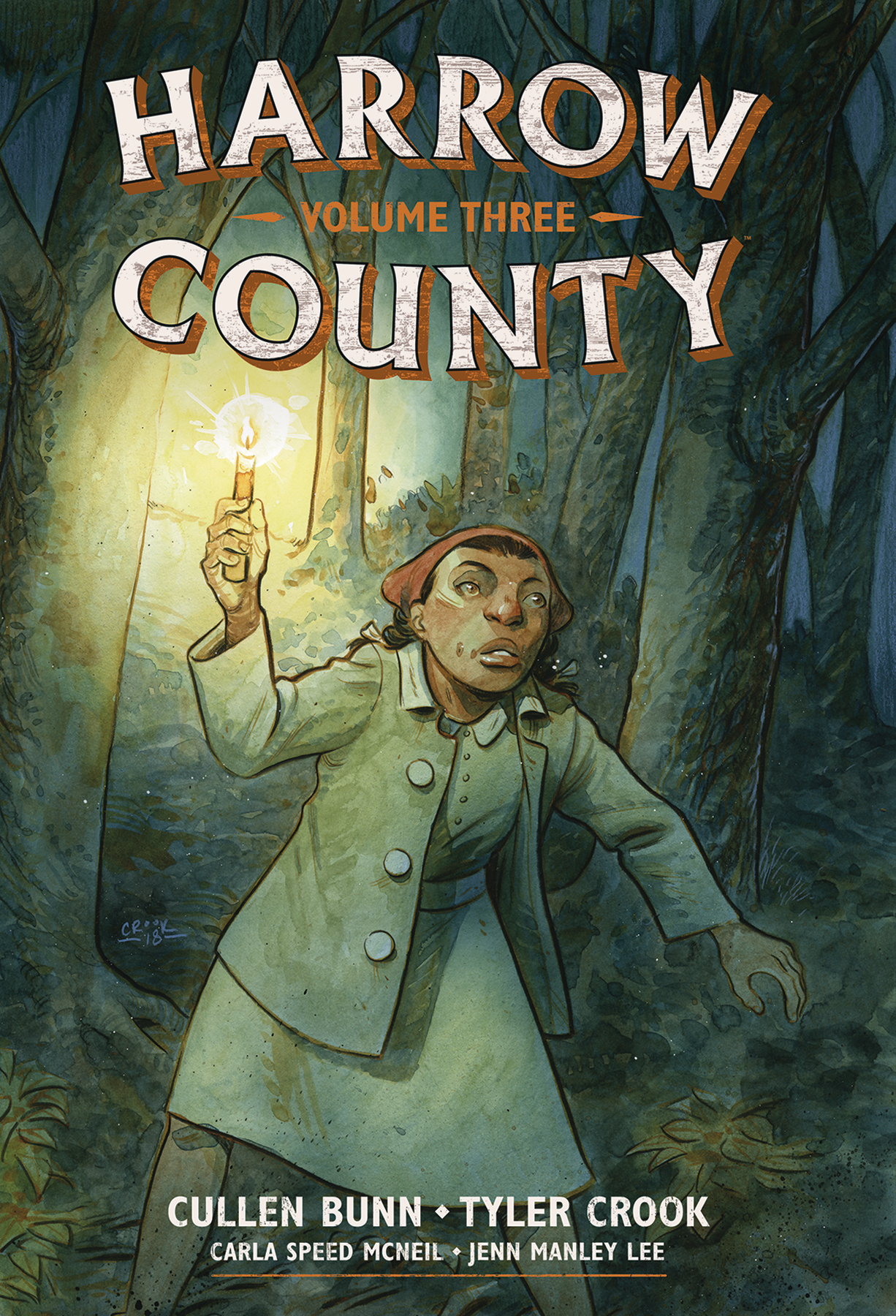 HARROW COUNTY LIBRARY EDITION HC VOL 03 (MAR190299)